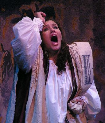 The Divine Madness of Isabella